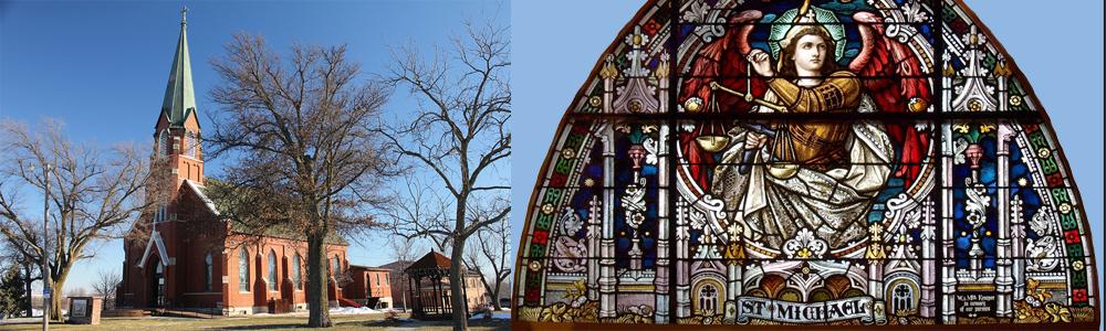 Axtell St Michael Banner