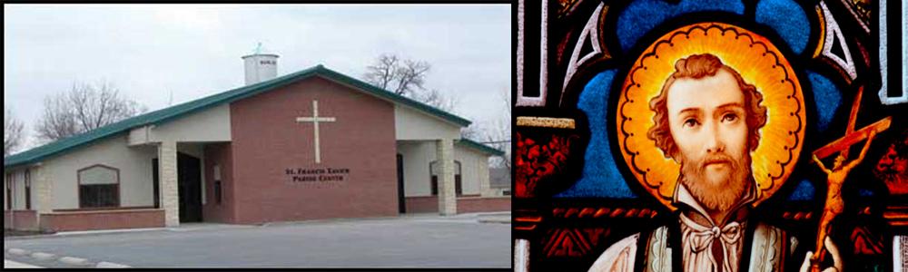 Burlington St Francis Xavier Banner